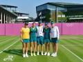 Australian Tennis Team
