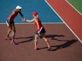 Anastasia Rodionova & Venus Williams