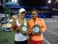 Anastasia Rodionova & Sania Mirza