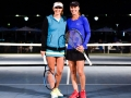 Anastasia Rodionova & Martina Hingis