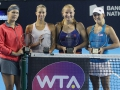 Anastasia Rodionova, Alla Kudryavtseva, Andrea Hlavackova, Lucie Hradecka
