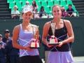 Arina Rodionova & Jarmila Gajdosova
