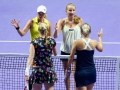 Anastasia Rodionova, Alla Kudryavtseva, Elena Vesnina and Ekaterina Makarova