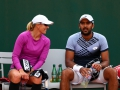 Anastasia Rodionova and Aisam Qureshi