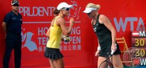 Arina is a runner-up in Hong Kong