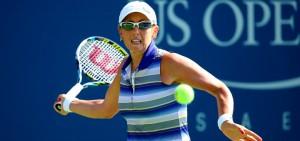 Anastasia beat Giorgi in 1st round