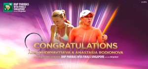 Anastasia & Alla's season highlights