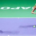 Анастасия и Алла выиграли первый матч в Сингапуре