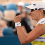 Anastasia reached third round in Charleston