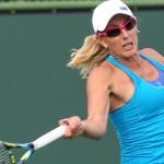 Anastasia started Roland Garros 2015