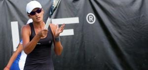 Arina plays WTA 125k Series tournament