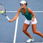 Arina won Bendigo Tennis International