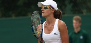 Arina reached main draw of Wimbledon