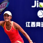 Arina made QF in Nanchang