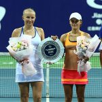 Arina is a runner-up in Nanchang