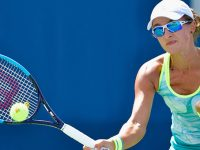 Arina passed first round of US Open