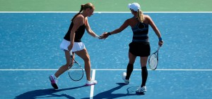 Anastasia & Alla stoped in the 3rd round