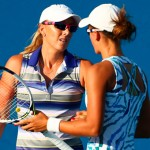 Sisters made 2nd round at the Australian Open 2015