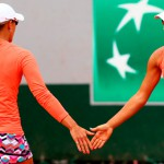 Sisters reached third round of RG