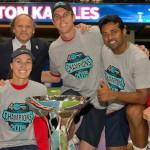 Washington Kastles made 5 titles in a row