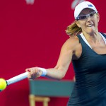 Anastasia made second round in Hong-Kong
