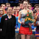 Arina made final in Budapest