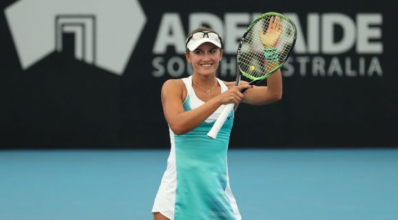 Arina beat former US Open champion